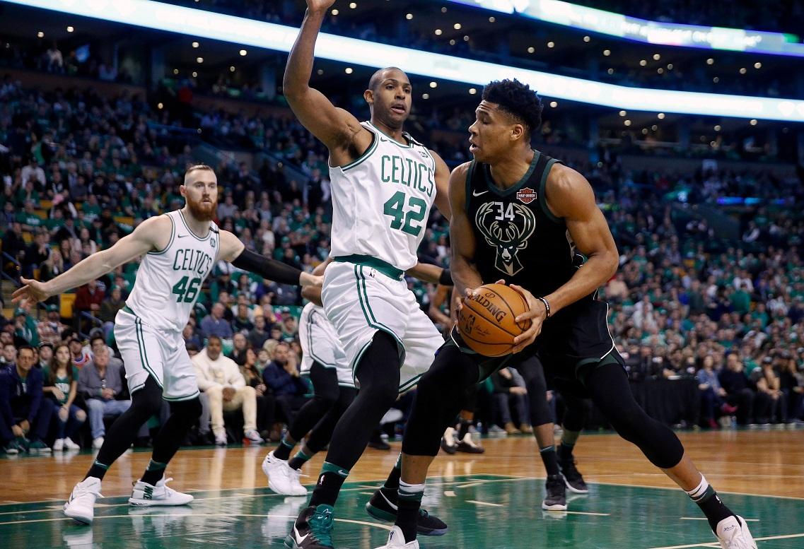 GAME 2: Bucks at Celtics quick hitter