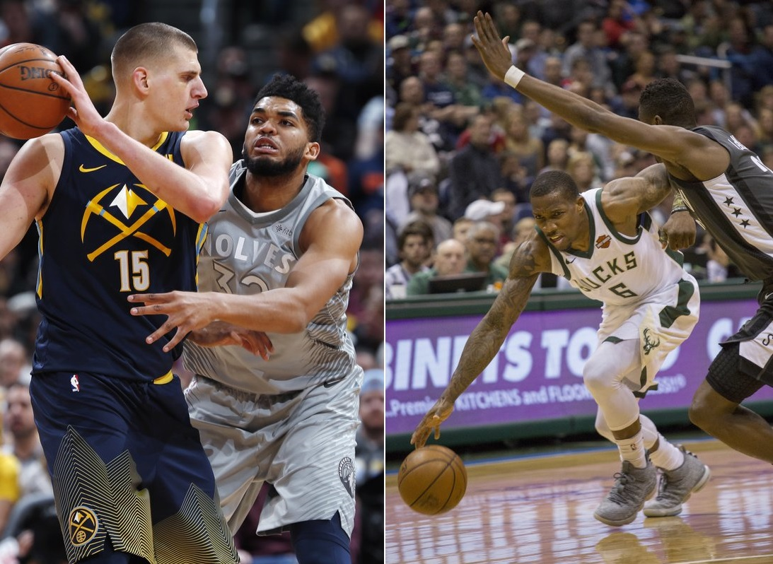 Bucks, Wolves blow golden opportunities Thursday in playoff picture