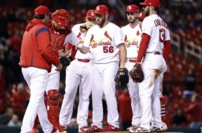 Cardinals Greg Holland AP