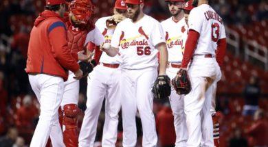 Cardinals Greg Holland AP