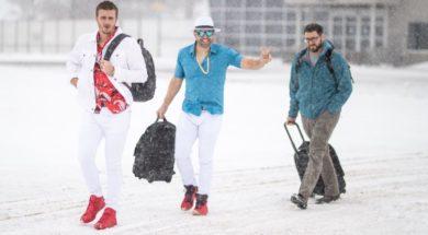 Minnesota Twins puerto Rico snow