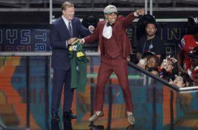 Packers draft No. 1 pick AP