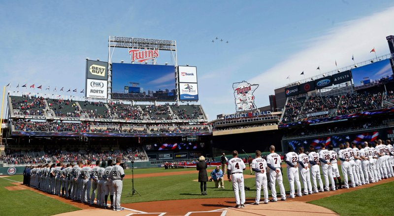 Twins, best team in MLB, offering $5 tickets for May until 10 p.m. Thursday, including against Brewers