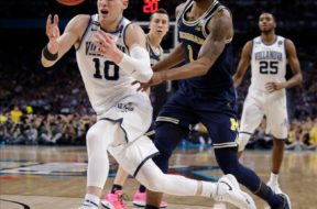 Villanova Donte DiVincenzo 2 AP