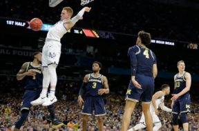 Villanova Donte DiVincenzo AP