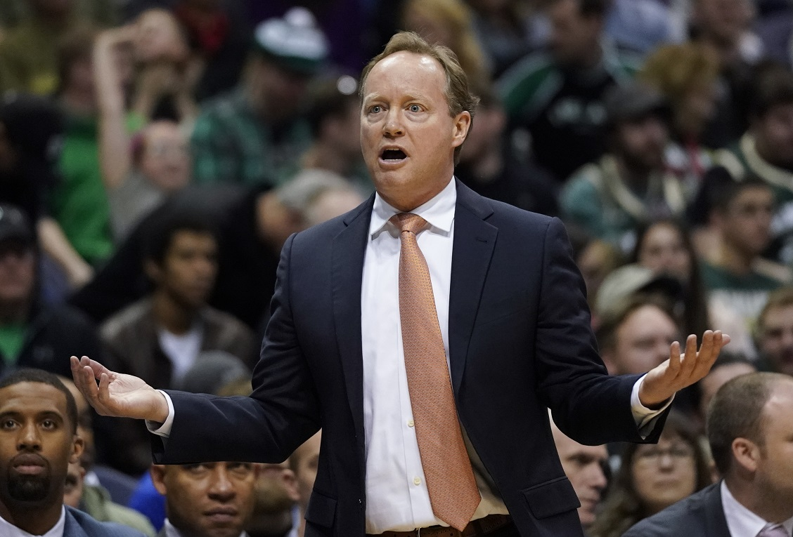 Source: Bucks agree to hire Mike Budenholzer as coach