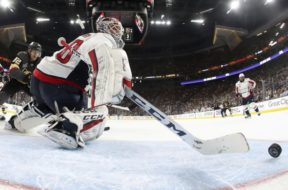 Capitals Branden Holtby AP