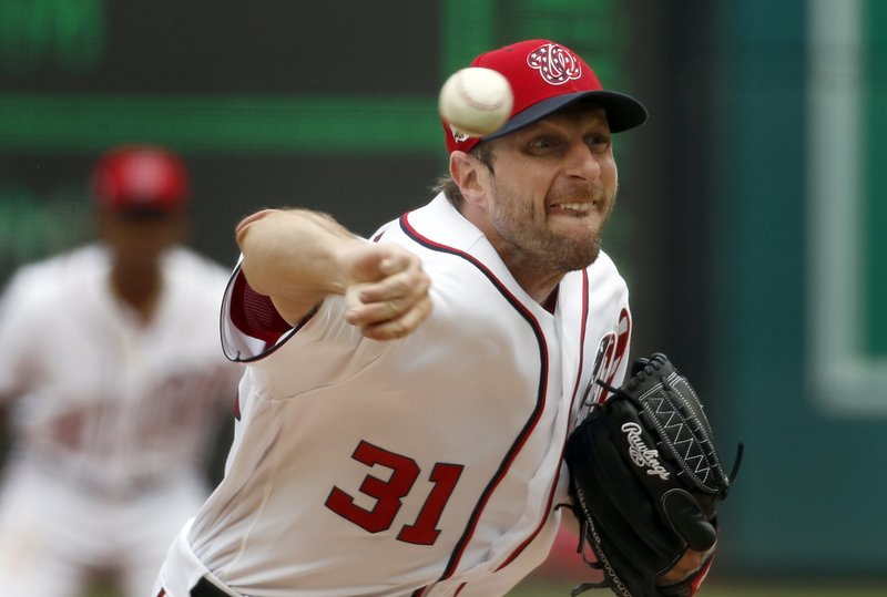 'Mad Max' carries playoff skid into Brew-Nats wild-card game