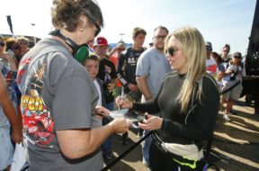 NHRA Brittany Force AP