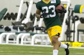 Packers Rookie Orientation