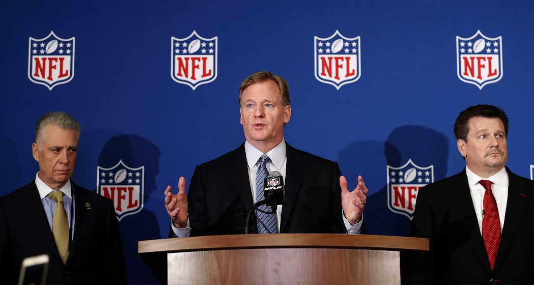 NFL awards 2 new grants in social justice initiative