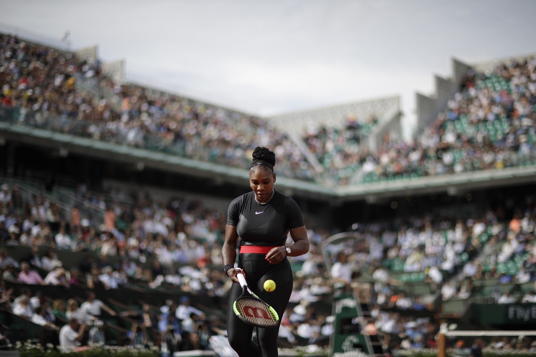 Call it a comeback: Serena Williams to 3rd Rd at French Open