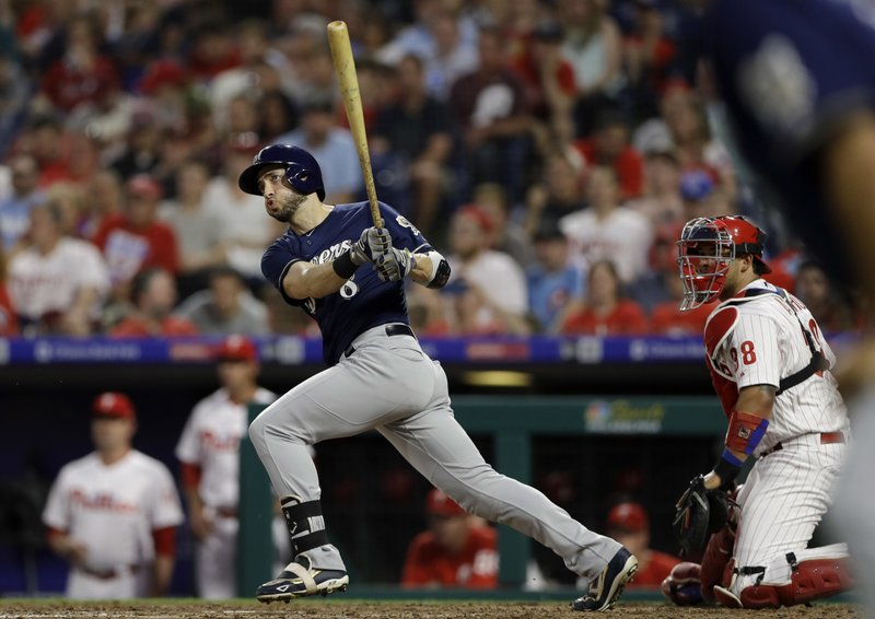 Brewers' Braun aiming to build off strong finish last season