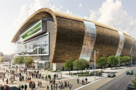 Bucks new Arena