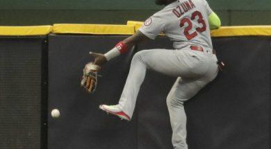 Cardinals Marcell Ozuna AP