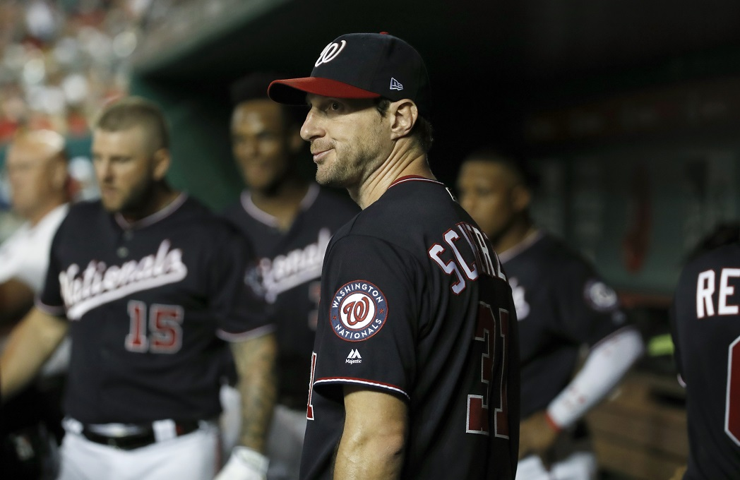 Loggers GM remembers a different Max Scherzer than the one mowing down MLB hitters