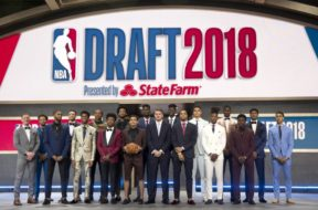 NBA Draft 2018 AP