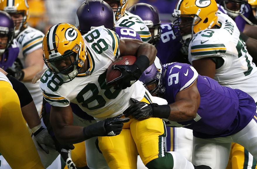 "McCarthy says dreaded ""running back by committee"" as minicamp is set to begin"