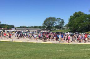 YMCA Walk With Warriors