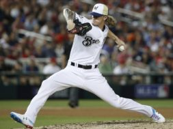 Brewers Josh Hader all-star AP