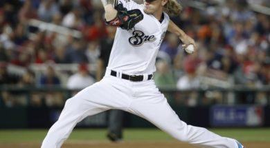 Brewers Josh Hader all-star AP