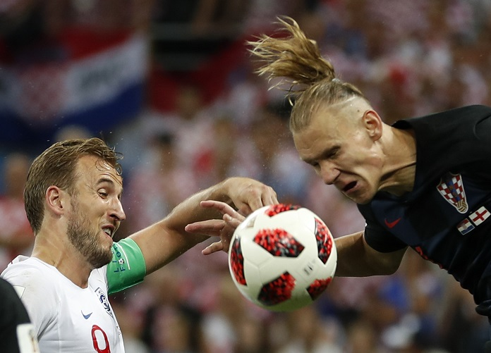 Croatia in World Cup final for 1st time, after beating England