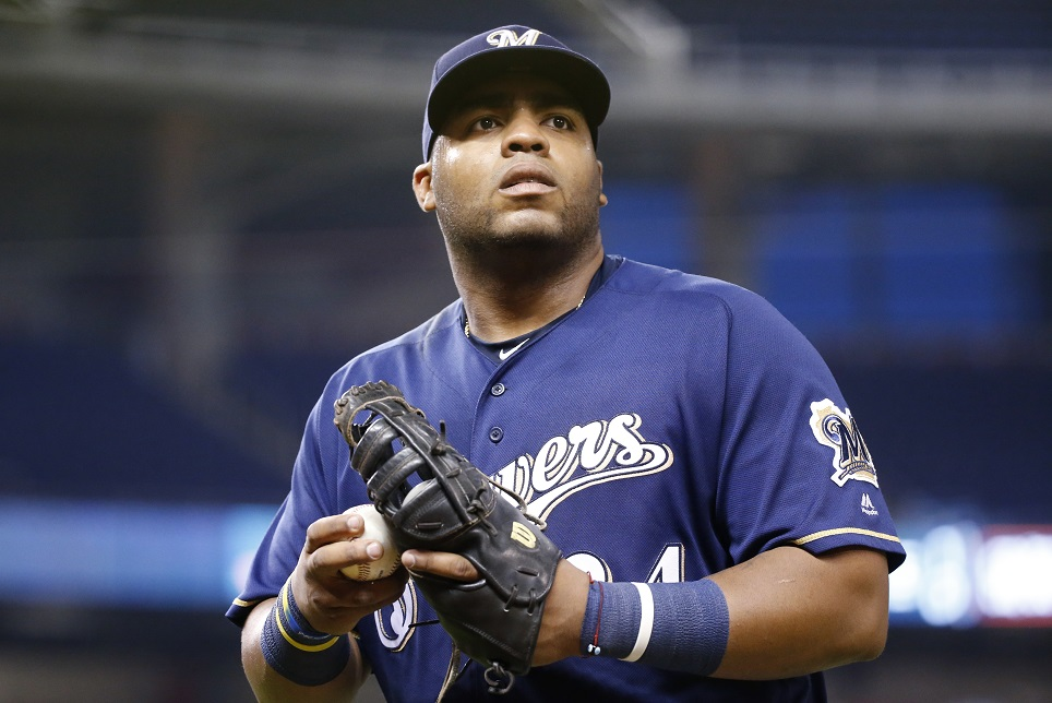 DEADLINE 3 p.m. today to get Brewers Jesús Aguilar, Twins Eddie Rosario into all-star game