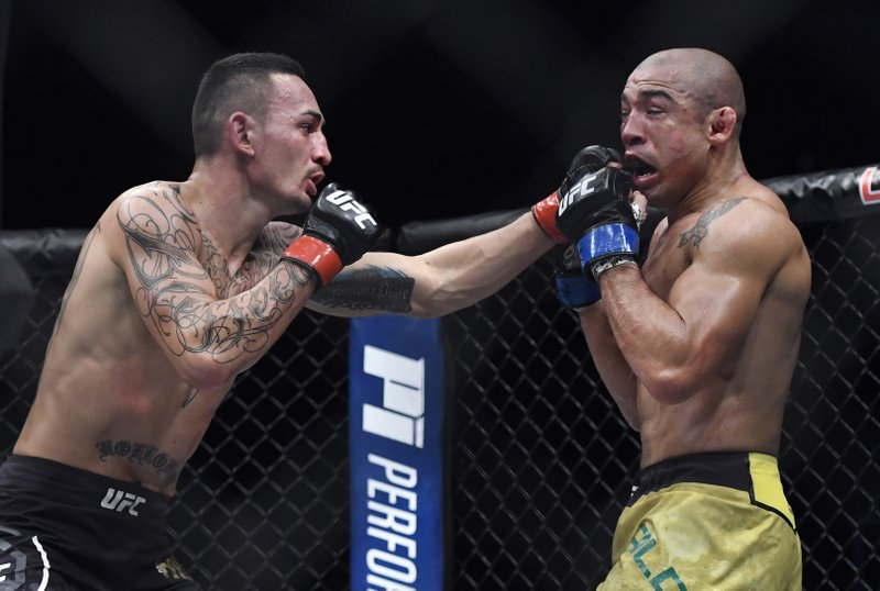 Max Holloway's health scare underlines MMA's inherent risks