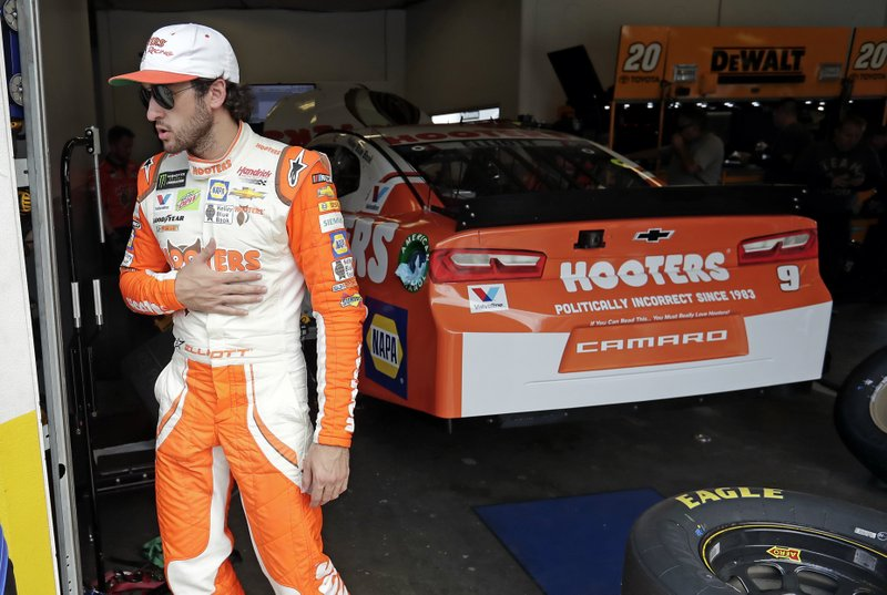 NASCAR's 'Young Stars' tired of blame for sport's woes