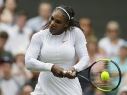 Serena Williams white AP