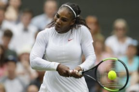 Serena Williams white AP