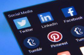 Social Media Twitter Facebook Instagram file