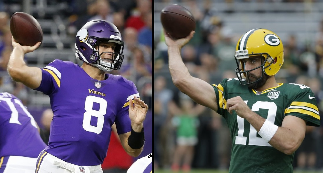NFL 2018: Vikings-Packers rivalry as fierce as ever