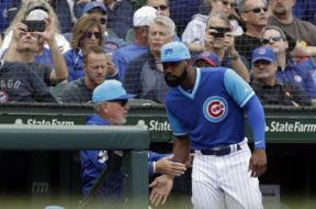 Cubs Joe Maddon AP