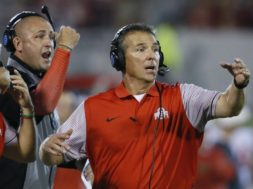 Ohio State Urban Meyer AP