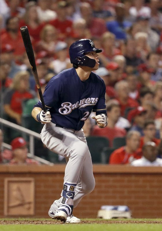 HOLY YELICH. Can you say MVP?