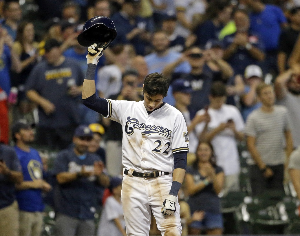 Yelich hits for cycle AGAIN, Joe Zenzola and Badgers talk