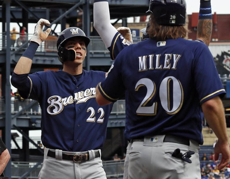 A capsule look at the Dodgers-Brewers playoff series