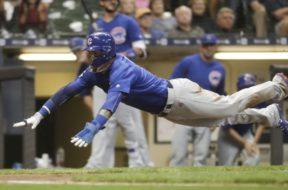 Cubs Javier Baez AP