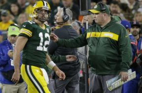 Packers Rodgers McCarthy AP