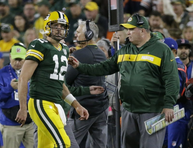 NFL ICYMI: Packers, A-Rod say 'bye' to McCarthy; who next?