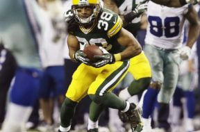 Packers Tramon Williams AP