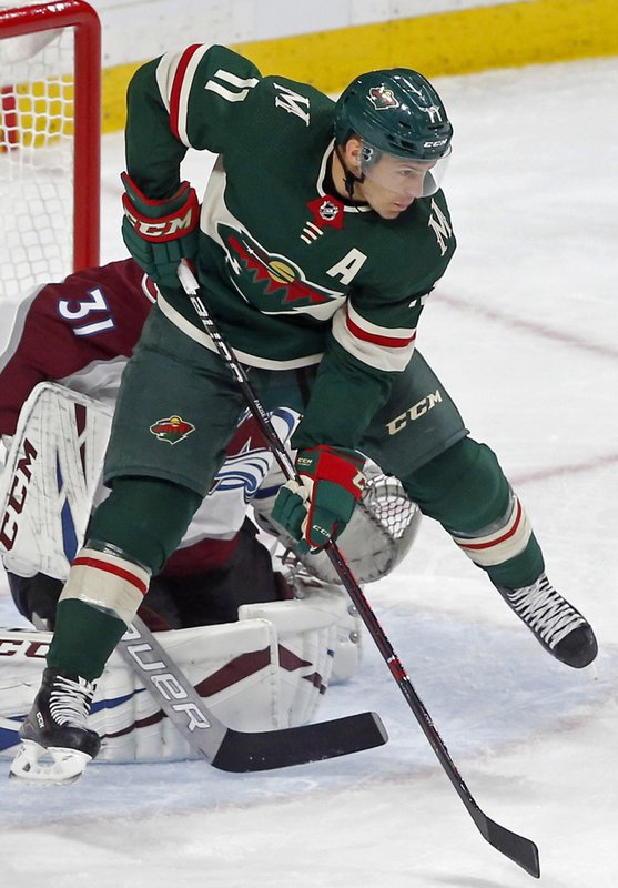 Not-so-new-look Wild bring 'extra hunger' for deeper run