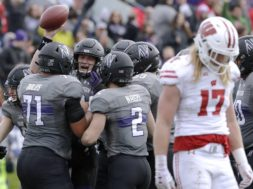 Badgers loss Northwestern AP