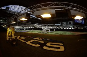 NLCS Dodgers Brewers Baseball