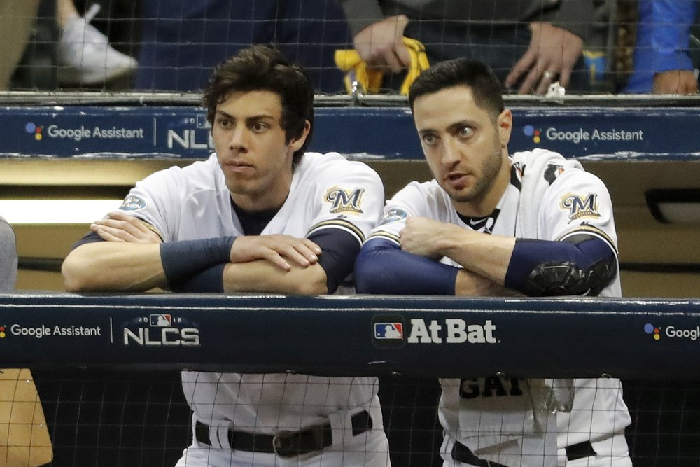 MVP Yelich, Brewers looking to build on huge season