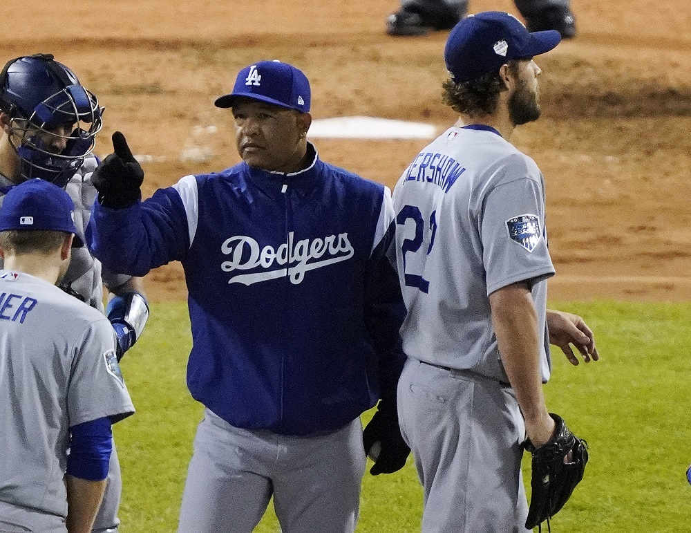 Column: Over-managing costs Dodgers in Game 1 of Series