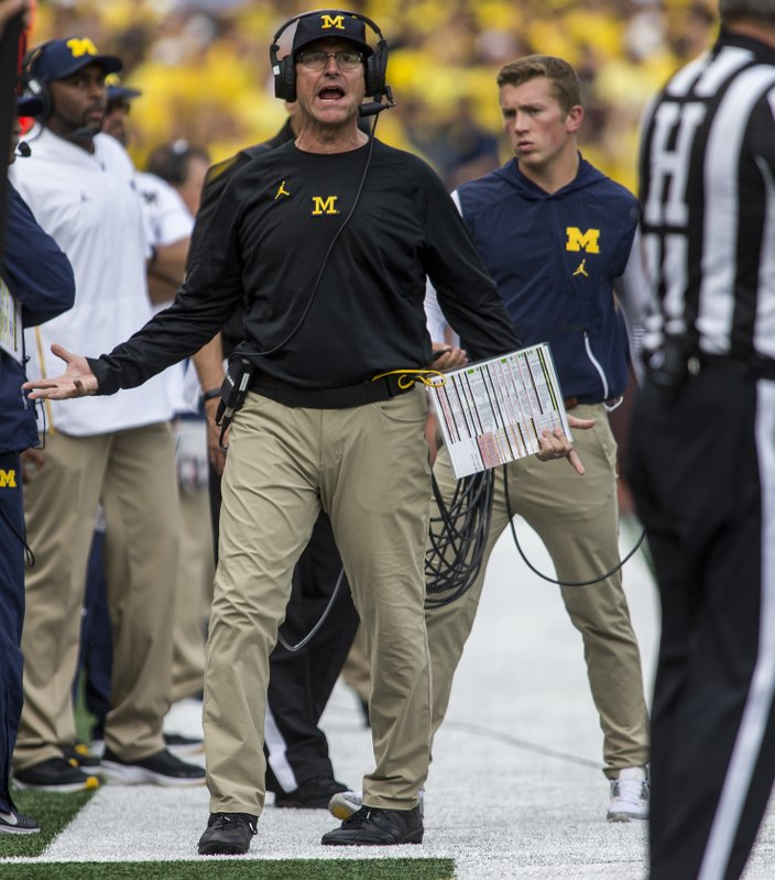 Big deal, Big House: Wisconsin poses tough test for Michigan