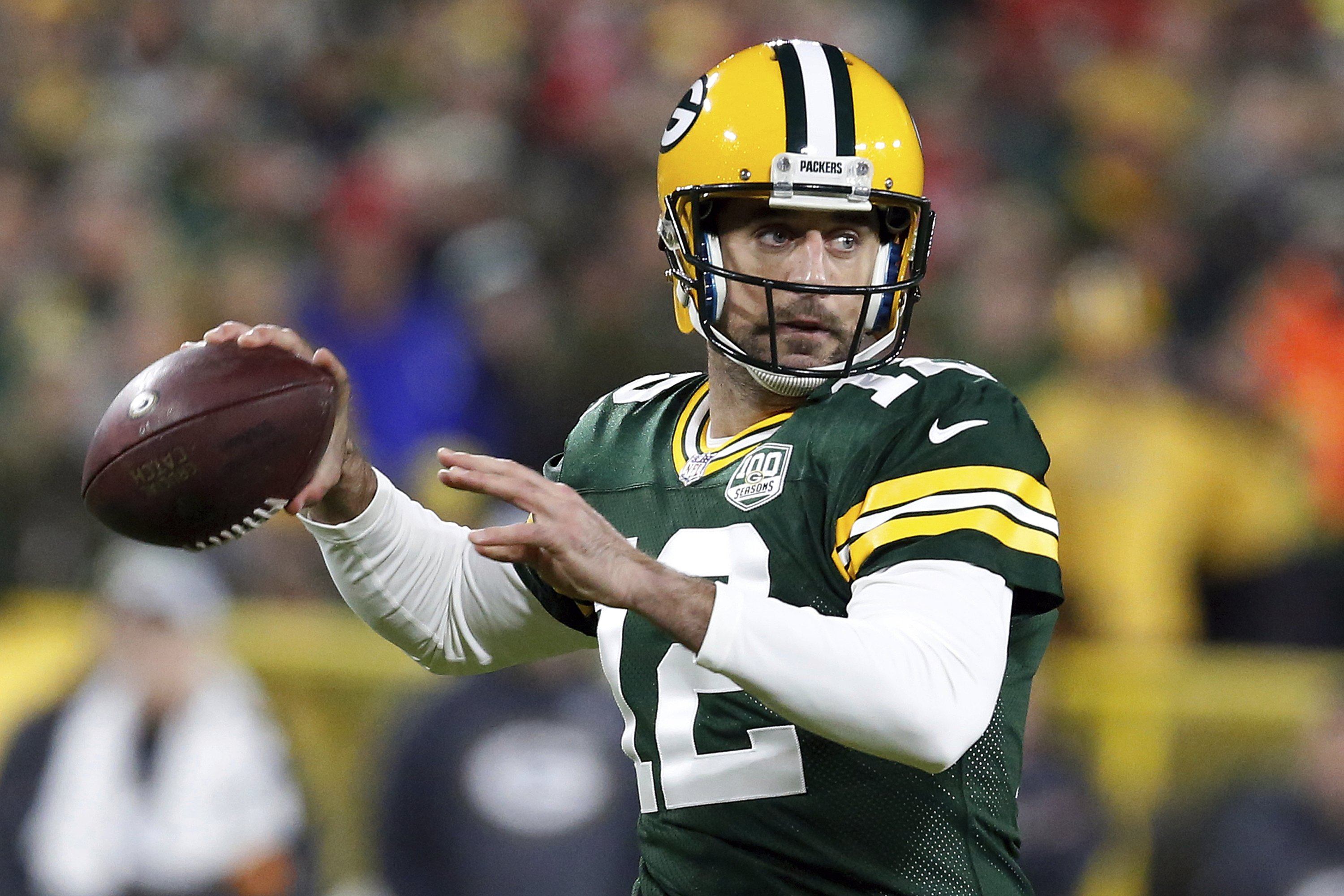 Rodgers dominance over Falcons begins: 2010 NFC Divisional Game