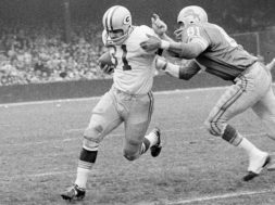 Packers Jim Taylor AP